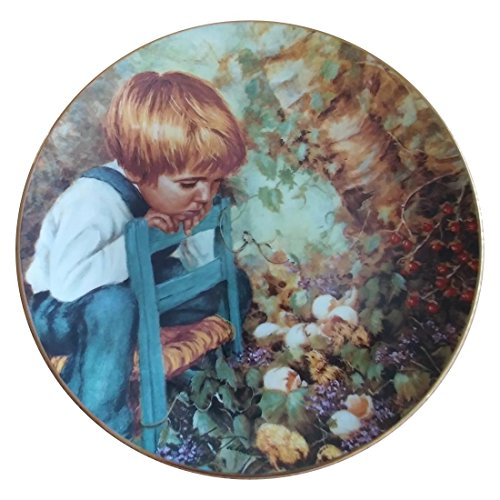 Collectible Plate 9775 Nancy Turner