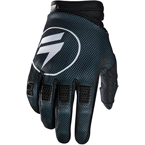 - Shift Racing Strike Men's Dirt Bike Motorcycle Gloves - Black / Medium