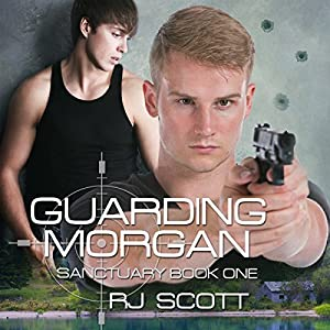 Guarding Morgan Audiobook