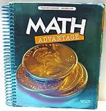 Math Advantage, Grade 1, Harcourt School Publishers Staff, 0153066652