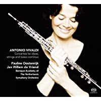 Vivaldi: Concertos for Oboe, Strings and Basso Continuo
