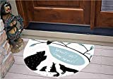 **********Why do you choose our products?********** Bring comfort and style into your kitchen office or bedroom with this Floor sticker.The pattern adds fun and flair, livening up most any space. Category:wall decal stickers (Ideal for dry, clean, an...
