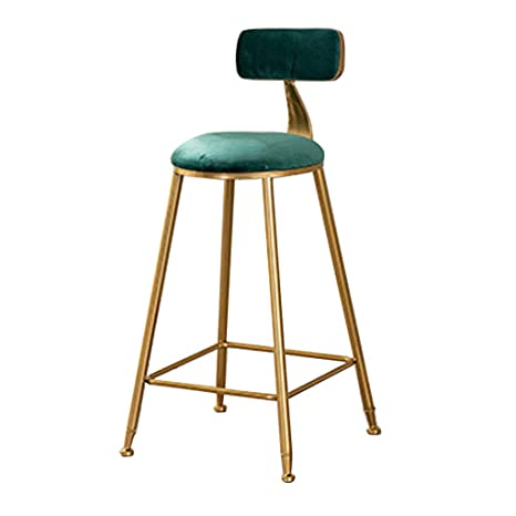 Phenomenal Amazon Com Modern Design Bar Stool With Footrest Pabps2019 Chair Design Images Pabps2019Com