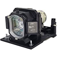 AuraBeam Professional Hitachi DT01181 Projector Replacement Lamp with Housing (Powered by Philips)