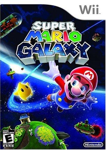 Super Mario Galaxy (Renewed) (Super Mario Galaxy 2 Wii 2 Player)