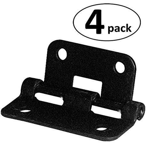 Penn-Elcom 1519BK Lift-Off Hinge Black 4 Pack