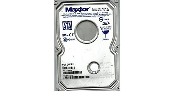 DRIVERS UPDATE: MAXTOR 6Y250M0