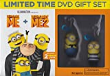Despicable Me + Despicable Me 2 Limited Time DVD Gift Set