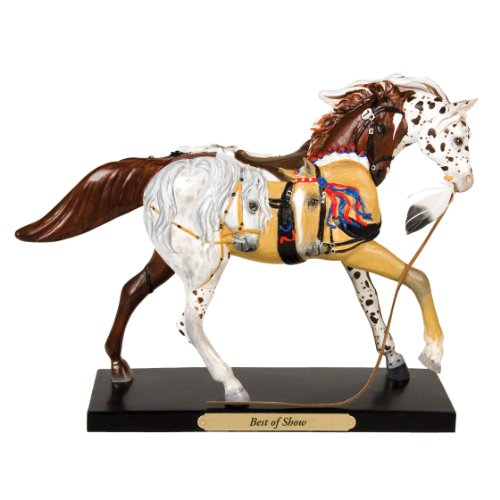 Enesco Trail of Painted Ponies Best of Show Pony Figurine 6.3-Inch