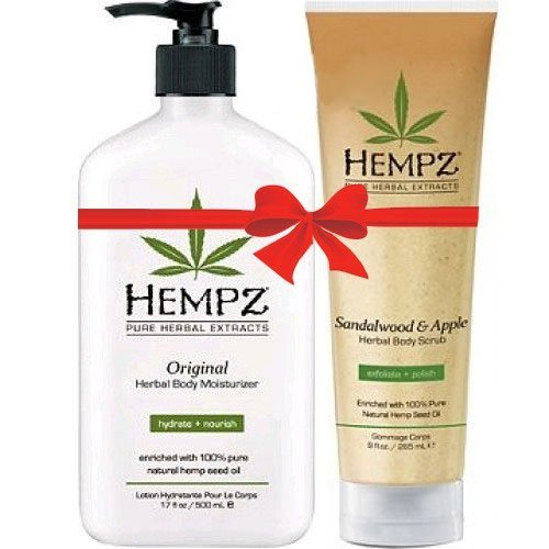 Hempz Original Herbal Moisturizer Sandalwood