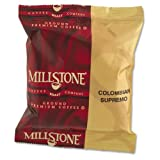 Millstone Coffee Best Deals - Millstone - Gourmet Coffee, Colombian Supremo, 1.75 oz Fraction Pack, 24/Carton 99900 (DMi CT