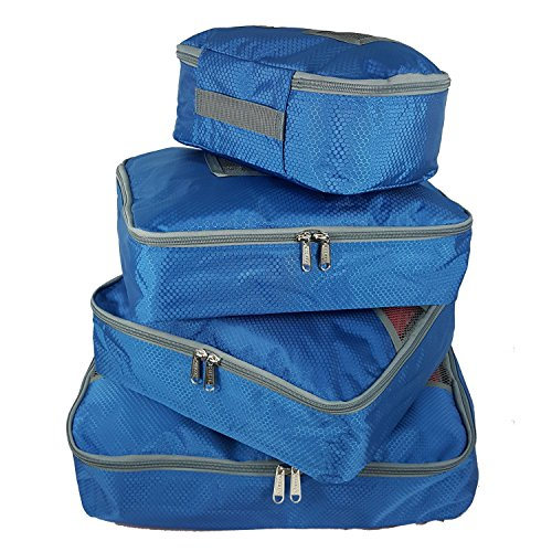 Packing Luggage Organizer Clothing Pouches product image