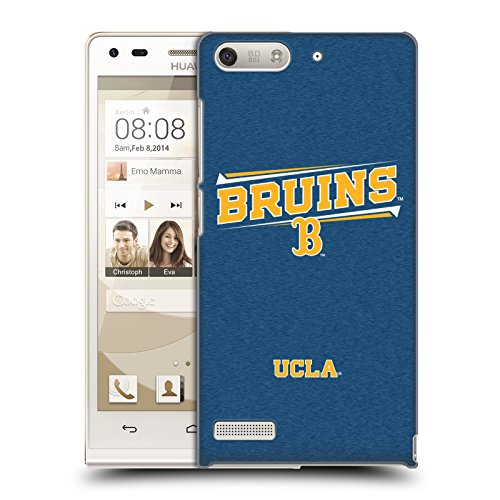 Official University Of California UCLA Double Bar Hard Back Case for Huawei Ascend G6