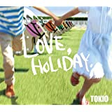 LOVE, HOLIDAY.(通常盤)(CD)