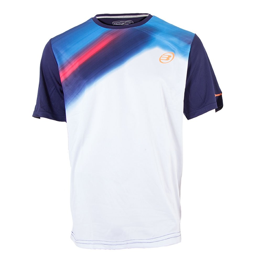 Bull padel Camiseta BULLPADEL ALGAFE Azul Noche: Amazon.es ...