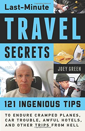 Last Minute Travel Secrets Ingenious Cramped product image