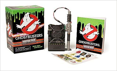 Ghostbusters: Proton Pack and Wand (Gift): Amazon.es: Running Press: Libros en idiomas extranjeros