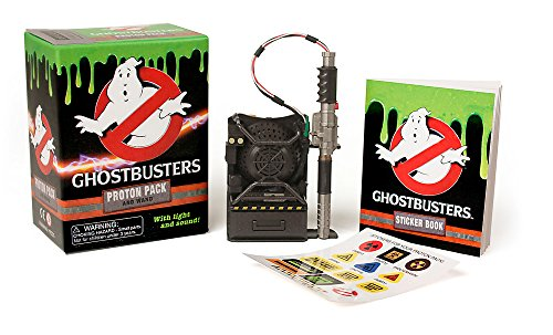 Ghostbusters: Proton Pack and Wand (Miniature Editions) ()