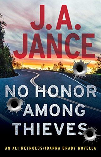 No Honor Among Thieves: An Ali Reynolds Novella (Kindle Single) (Ali Reynolds Series)