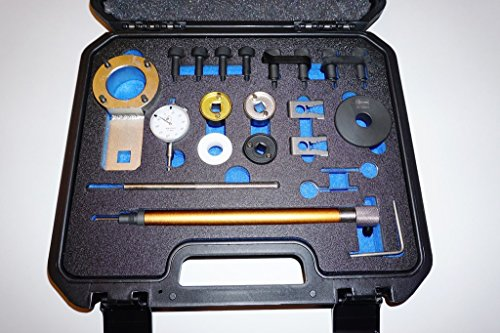 Koch Tools KT20462 Premium VW Audi 1.8 2.0 L Timing Tool Set timing plus TDC plus crank socket by Koch Tools