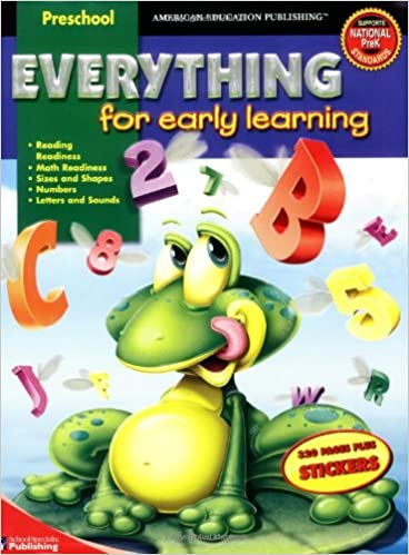 Amazon.com: Everything for Early Learning, Grade Preschool ...