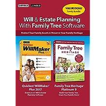 WillMaker Family Tree Bundle [Amazon exclusive]