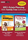 Best Wills Softwares - WillMaker Family Tree Bundle Review