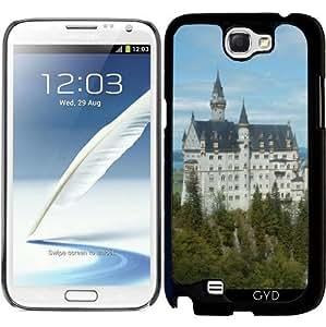 Funda para Samsung Galaxy Note 2 (GT-N7100) - Castillo De Neuschwanstein by Christine aka stine1