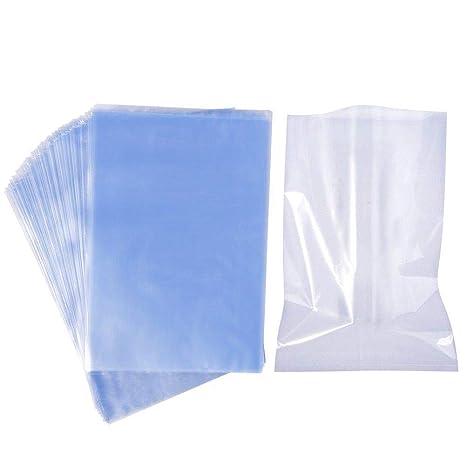 Depory - 100 Bolsas de plástico PVC para Envolver jabones ...