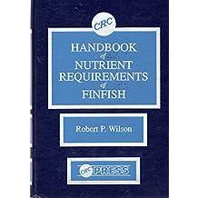 Handbook of Nutrient Requirements of Finfish