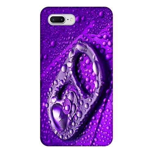 Coque Iphone 7+ - Capsule fraîcheur violette
