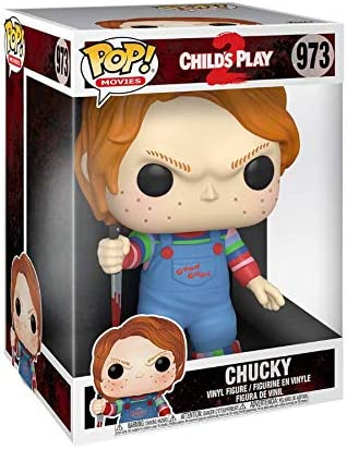 Funko 49002 POP Movies Mehrfarben Chucky-10 Chucky Sammelbares Spielzeug