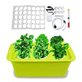 Freehawk Hydroponic System Growing Kit with Air