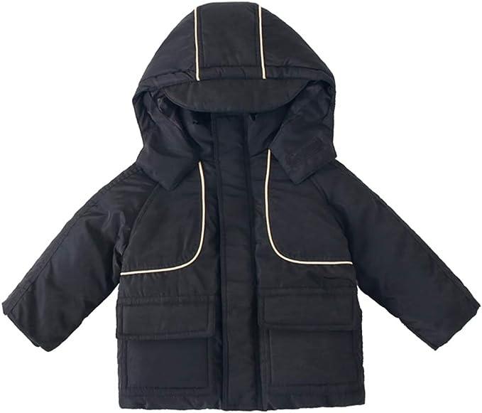 Boys Girls Autumn Jacket coat Warm Soft Outwear Christmas Zip Age 2-11 Years