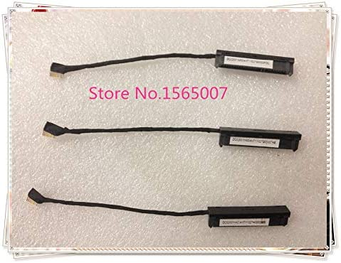 Cable Length: 0.6m Computer Cables for HP ENVY4 ENVY6 M6 TPN-C102 TPN-C103 TPN-C108 Laptop HDD Hard Drive Connector Cable HDD Cable DC02001IM00