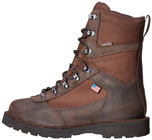 Danner Men S East Ridge 8 Br All Leather Hiking Boot