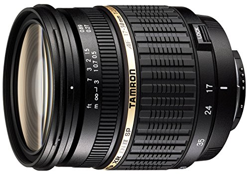 Tamron SP AF 17-50mm F/2.8 XR Di II LD Aspherical (IF) Lens with hood for Canon DSLR Cameras by Tamron