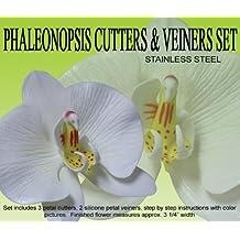 Phaleonopsis (Moth) Orchid Gumpaste Cutter