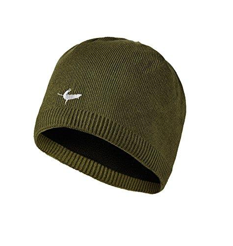 Beanie Hat, Small/Medium, Olive ()