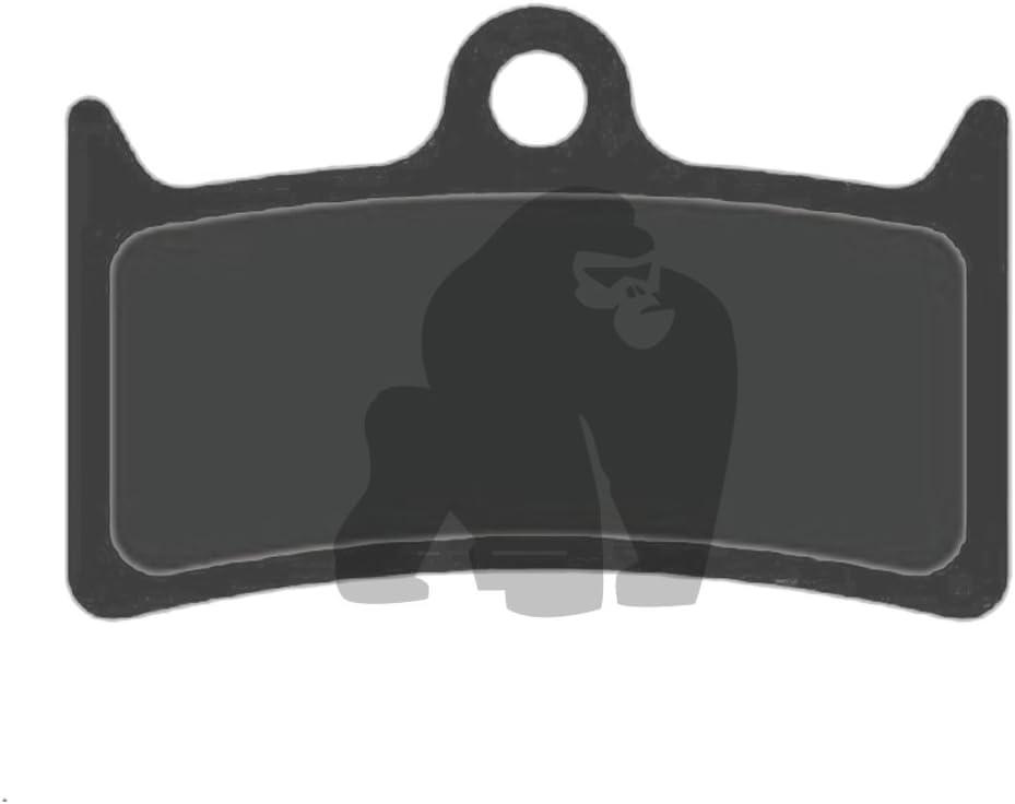 Gorilla Brake Hope Tech E4 pastiglie freno a disco multi composto