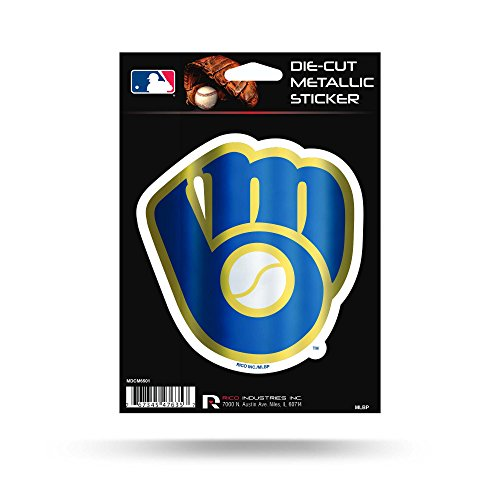 (Rico Industries, Inc. Milwaukee Brewers Rico 5