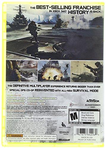 Call of Duty: Modern Warfare 3 – Xbox 360