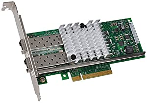Sonnet Presto 10 Gigabit Ethernet SFP + 2Port PCIe Card (without SFP+s)