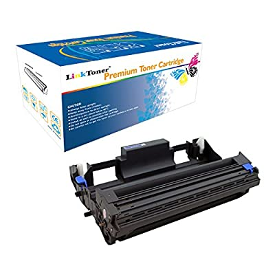 LinkToner DR520 Compatible Toner Drum Unit Replacement High Yield for Brother DR-520 Drum Laser Printer DCP-8025, DCP-8065DN, MFC-8210J, MFC-8460N