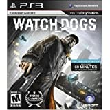 Brand New Ubisoft Watch Dogs Ps3 by Original Equipment Manufacture