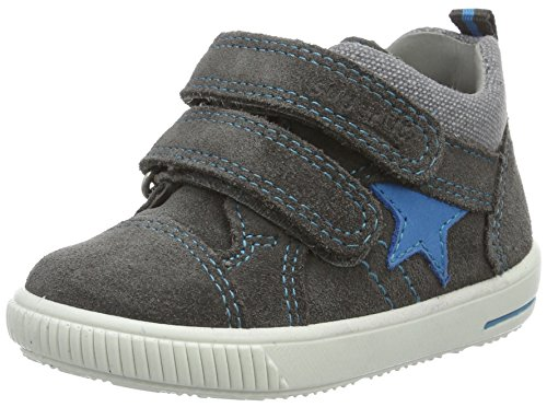 Kombi Stone Marche Grau Superfit Chaussures Moppy Bébé Garçon qw8nE0pY6