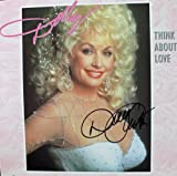 Dolly Parton Gold Record Signature Series LTD Edition Display