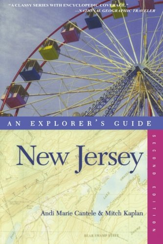 Explorer's Guide New Jersey (Second ()