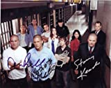 Prison Break Cast Signed Autographed 8 X 10 Reprint Photo - Mint Condition
