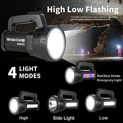 Super Bright Handheld Flashlight